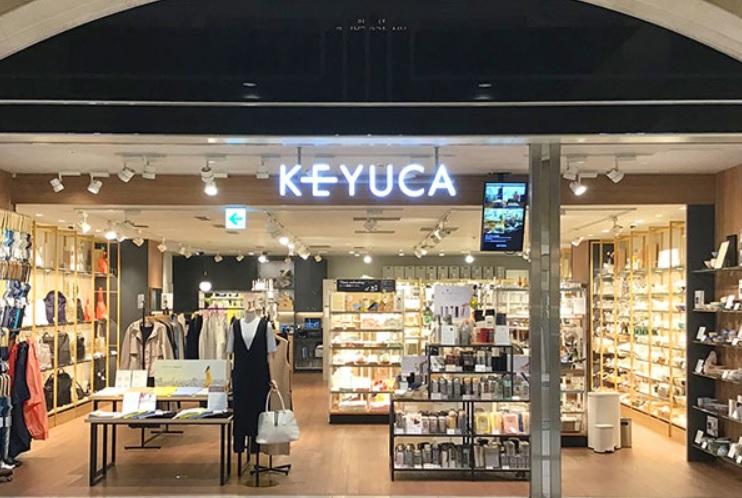ケユカ 店舗