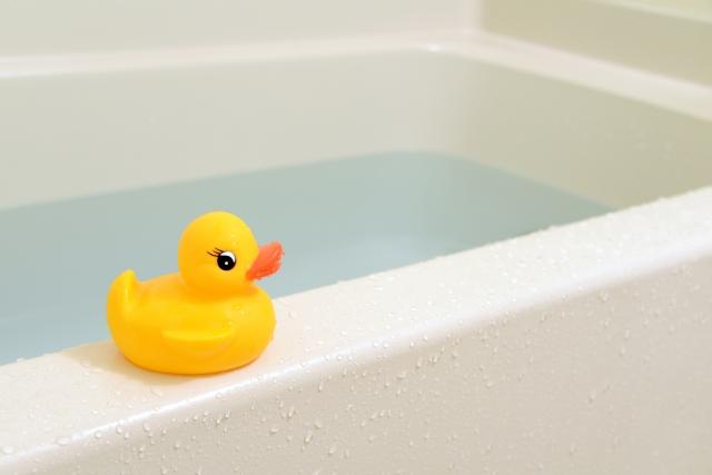 入居前にやること お風呂