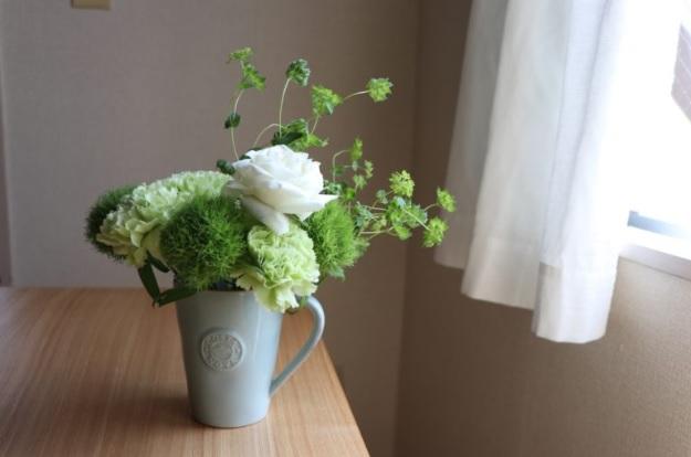 お花 花瓶 マグカップ グラス 代用品