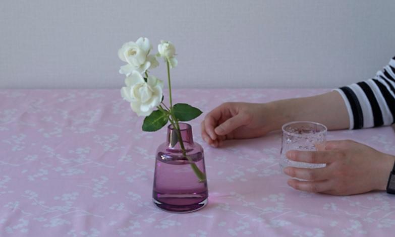 花 花瓶 ホルムガード フローラ