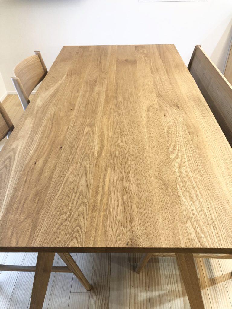 無垢 テーブル