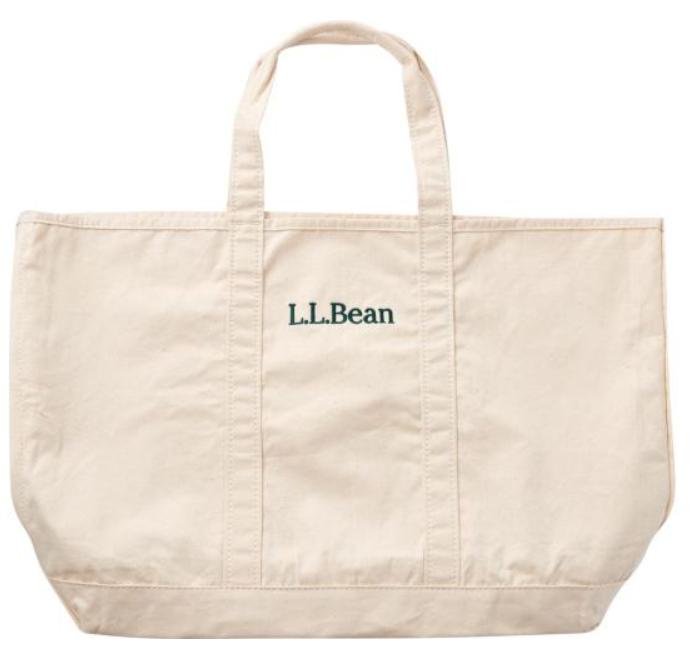 L.L.Bean グローサリー・トート レジ袋 有料化