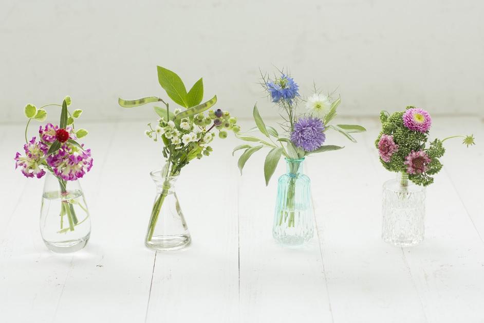 お花の定期便(サブスク)medelu(メデル)