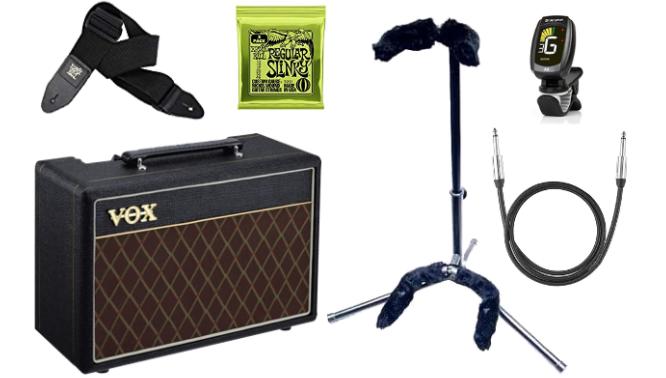 スターペグ・ミュージック エレキギターの関連機材